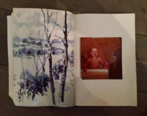 Paul Thek - Skizzenbuch
